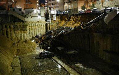 Urušavanje tla u Rimu (Foto: Profimedia) - 4