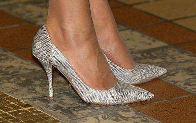 Štikle Catherine Middleton