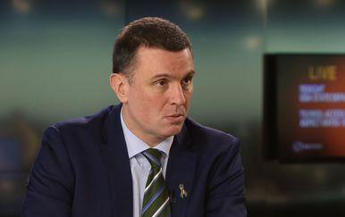 Trpimir Goluža, predsjednik Hrvatske liječničke komore (Foto: Dnevnik.hr)