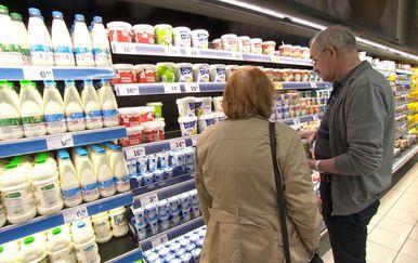 Kravlji sir prodaje se kao kozji (Foto: Dnevnik.hr) - 5