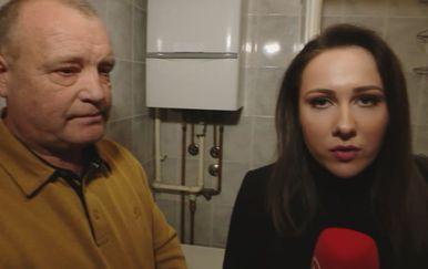 Tihomir Mihalić i Sanja Vištica (Foto: Dnevnik.hr)