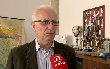 Želimir Čečura, ravnatelj XIII. gimnazije (Foto: Dnevnik.hr)