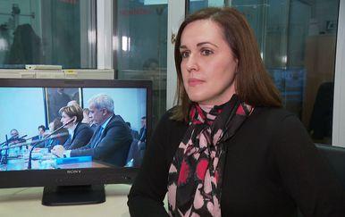 Dr.sc. Gordana Lesinger, komunikologinja (Foto: Dnevnik.hr)