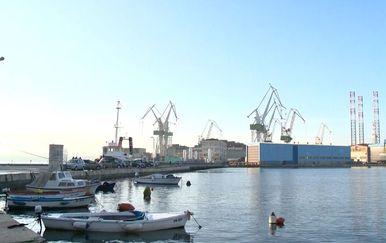 Brodogradilište Uljanika (Foto: Dnevnik.hr)