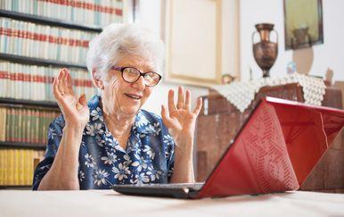 Tehnologija i stariji (Foto: Thinkstock)