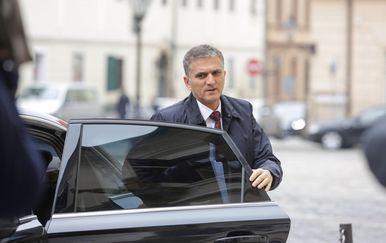 Ministar Goran Marić (Foto: Luka Stanzl/PIXSELL)