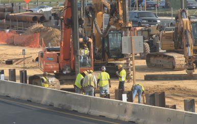 Radnici na gradilištu (Printscreen Informer)