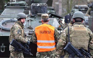 Slovenski vojnici (Foto: 24ur.com/Slovenska vojska)