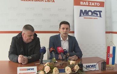 Božo Petrov i Miro Bulj (Foto: Dnevnik.hr)