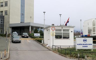 Bolnica Rebro (Foto: Patrik Macek/PIXSELL)