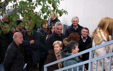 Ročište o razdiobi sredstava Dalmacijavina (Foto: Miranda Cikotic/PIXSELL)