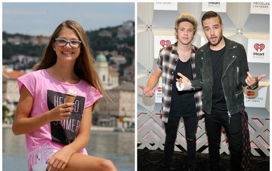 Mia Negovetić, One direction (FOTO: Pixell/Getty)