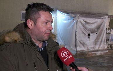 Goran Jančo, predsjednik Saveza udruga uzgajivača svinja RH (Foto: Dnevnik.hr)