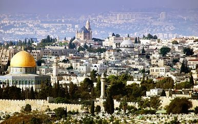 Jeruzalem (Foto: Guliver/Thinkstock)