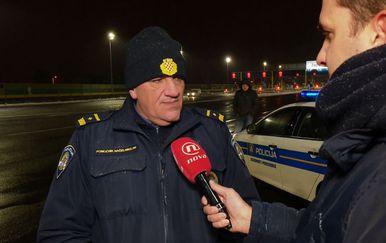Predrag Stipaničić, PU zagrebačka (Foto: Dnevnik.hr)