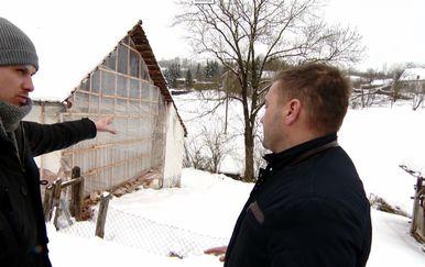 Topljenje snijega uzrokovat će probleme (Foto: Dnevnik.hr)