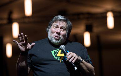 Steve Wozniak (Foto: AFP)