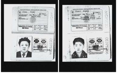 Lažne putovnice lidera Sjeverne Koreje (VIDEO: Reuters)