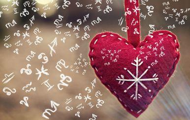 Srce i simboli horoskopskih znakova