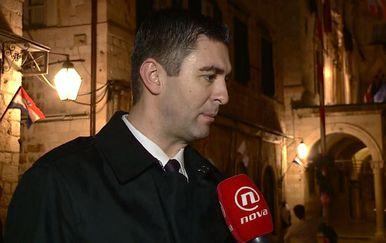 Gradonačelnik Dubrovnika Mato Franković (Foto: Dnevnik.hr) - 2