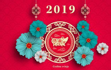 Godina svinje, kineski horoskop