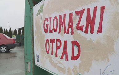 Odlagalište za glomazni otpad (Foto: Dnevnik.hr) - 2
