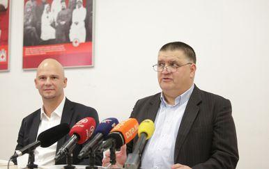 Marijo Drlje, predsjednik UHP-a (Foto: Luka Stanzl/PIXSELL)