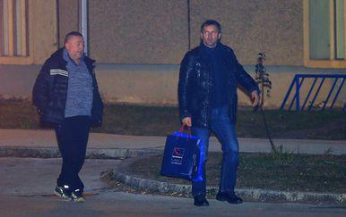 Željko Dolački (desno) dolazi u Remetinec (Foto: Marko Prpic/PIXSELL)