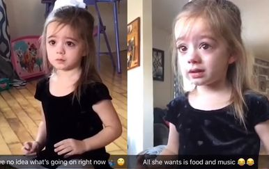 Djevojčica (Foto: Screenshot)