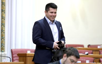 Ante Pranić (Foto: Patrik Macek/PIXSELL)