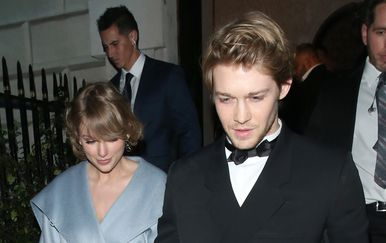 Taylor Swift i Joe Alwyn (Foto: Profimedia)