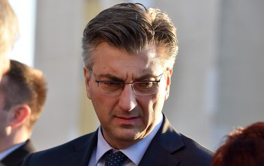 Premijer Andrej Plenković o napadu na vaterpoliste (Foto: Dnevnik.hr)