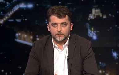 Ministar unutarnjih poslova kantona Sarajevo Admir Katica (Foto: Dnevnik.hr)