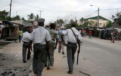 Mozambikanska policija (Foto: Arhiva/AFP)