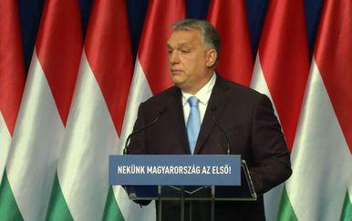 Mađarski premijer Viktor Orban (Foto: Dnevnik.hr)