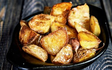 Pečeni krumpir