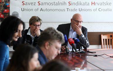 Sindikat EKN-a poziva Upravno vijeće i Kujundžića da učine nešto za Imunološki zavod (Foto: Patrik Macek/PIXSELL)
