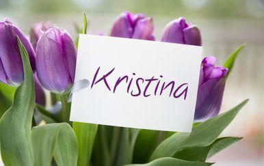 Osobe koje nose ime Kristina često su vrlo dobrodušne