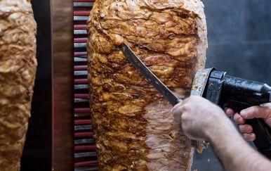 Kebab, ilustracija (Foto: Sven Hoppe/dpa /DPA/PIXSELL)