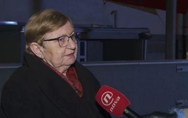 Vesna Bosanac, ravnateljica opće bolnice Vukovar (Foto: Dnevnik.hr)