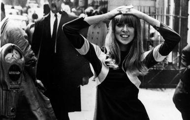 Pattie Boyd radila je kao model i glumica