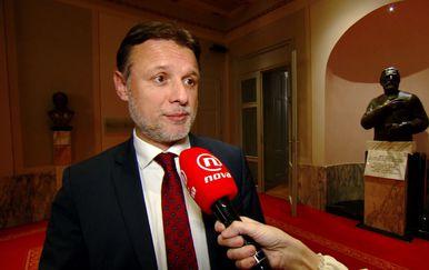 Potpredsjednik Hrvatskog sabora Gordan Jandroković (Foto: Dnevnik.hr)