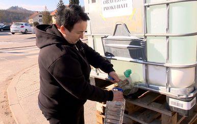 Problemi s pitkošću vode u Zagorju (Foto: Dnevnik.hr) - 3