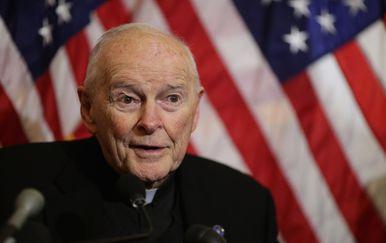 Theodore McCarrick (Foto: AFP)