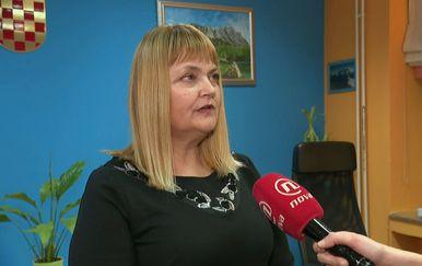 Ravnateljica Centra za socijalnu skrb Zagreb Tanja Brozić (Foto: Dnevnik.hr)