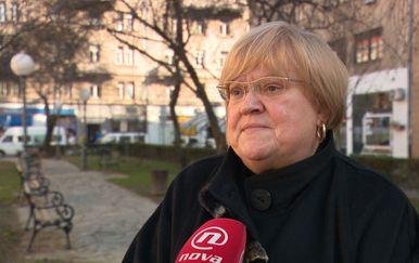 Bivša ministrica graditeljstva Anka Mrak-Taritaš (Foto: Dnevnik.hr)