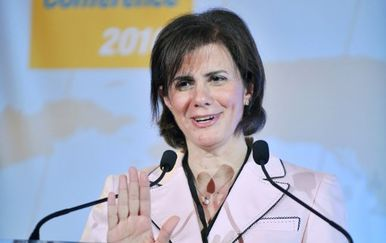 Raya el Hassan (Foto: AFP)