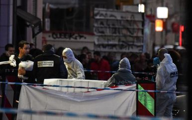 Napad u Marseillesu (Foto: AFP)