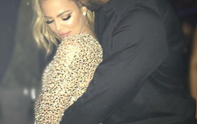 Khloe Kardashian i Tristan (Foto: Instagram)