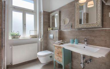Zagrebačke kupaonice s Airbnb-a - 11